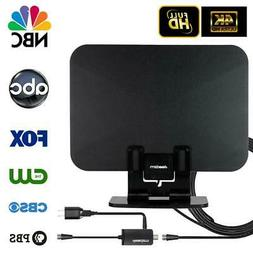 150Miles 1080P Indoor Amplified HDTV HD Digital TV Antenna S