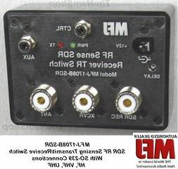 MFJ-1708B-SDR SDR RF Sensing Transmit/Receive Switch For SDR