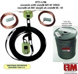 MFJ 1778 G5RV Wire Antenna, All Bands From 10-80 Meters With