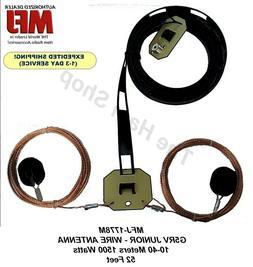 MFJ-1778M G5RV Junior, 10-40 Meters, Wire Antenna, 1500 Watt