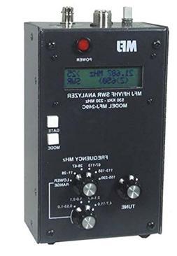 MFJ 249C Antenna analyzer HF VHF