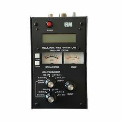 MFJ-259D HF/VHF  SWR Antenna Analyzer
