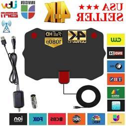 5600 Mile Range Antenna TV Digital HD Skywire 4K Antena Digi