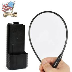 6*AA Extended Battery Case Shell For Baofeng Ham Radio With