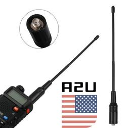 8.3inch VHF/UHF Antenna Black for Kenwood Baofeng Linton Wal