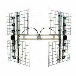 Focus Antennas 8 Bay Multi-directional  VHF/UHF Outdoor TV A