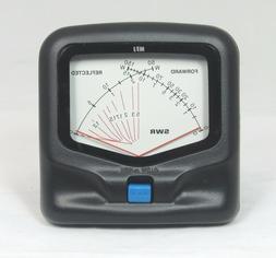 MFJ-822 HF/VHF SWR/Wattmeter - 1.8 to 200 MHz 30/300 Watts.