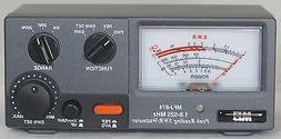 MFJ-874 SWR & Wattmeter 1.8-525 MHZ - 200 Watts - Authorized