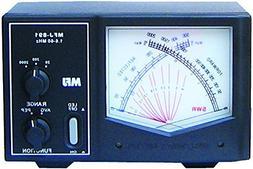 MFJ 891 Giant X Watt meter 1.6 60 Mhz 2KW