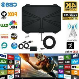 980 Mile Range Antenna TV Digital HD Skywire Antena Digital