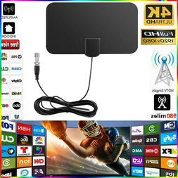 980 Mile Range Antenna with Amplifier TV Digital 1080P HD HD