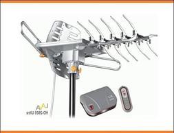 Lava Hd2605 Hdtv Digital Rotor Amplified Outdoor Tv Antenna