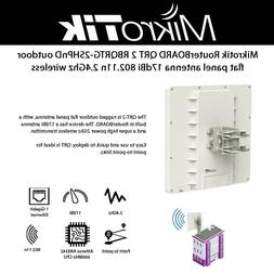 MikroTik RBQRTG-2SHPnD 17dBi 2.4GHz Dual Chain 802.11b/g/n C