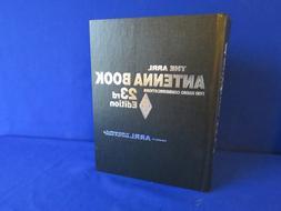 ARRL ANTENNA BOOK 23rd edition HARDCOVER - Excellent Conditi