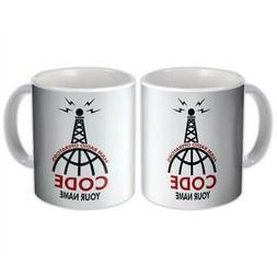 Antenna Ham Radio Operators : Mug Hobby Amateur Gift