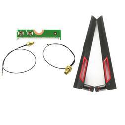 Antennas cable set ASUS AC88U 8Dbi Antenna f Intel 9260 AX20
