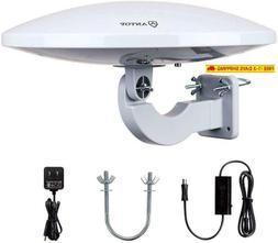 Antop Omnidirectional Tv Antenna Outdoor Indoor, 360 Degree