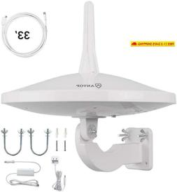 Antop Ufo 720°Dual-Omni-Directional Outdoor Hdtv Antenna Ex