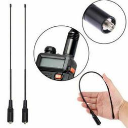 For Baofeng UV5R UV-82 144/430MHz Dual Band Antenna NA771 SM