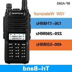 BaoFeng BF-A58S Tri-Band 10W 2x Antenna Long Range Walkie Ta