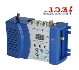 Car Modulator RF Compact Modulator RF Audio TV Video Convert