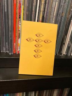 Dan Higgs Book Of Antennae. Very Rare book by Daniel Higgs.