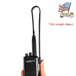 Dual Band Folding Tactical Antenna 2 Meters/70cm 3.8dBi For