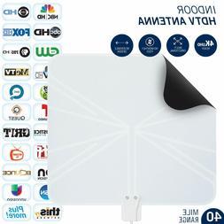 Winegard FL-5000 FlatWave Digital Indoor HDTV Antenna  35 Mi