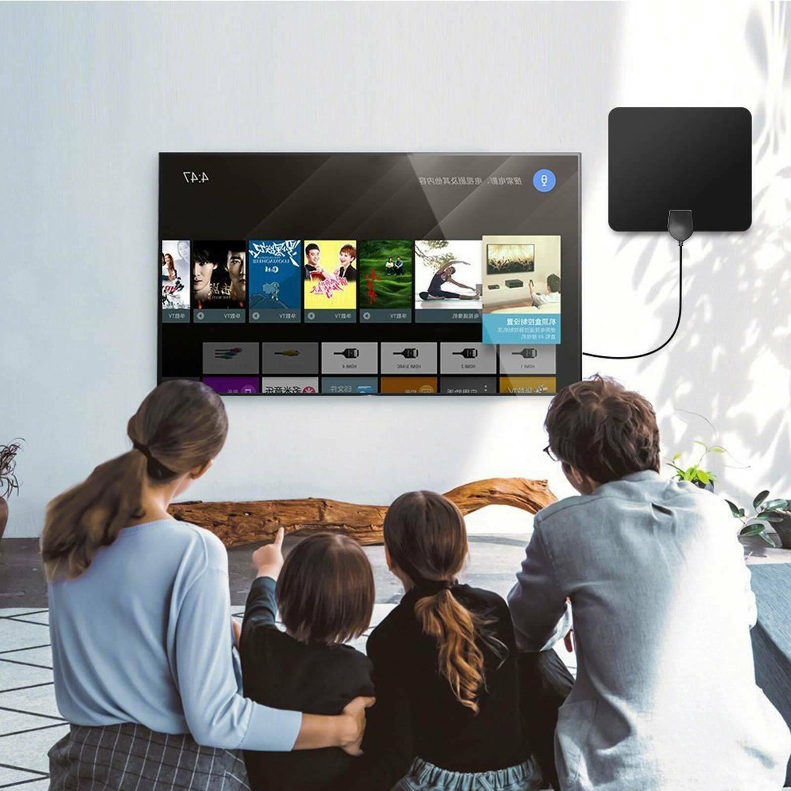 50 HD Digital Channels 4K