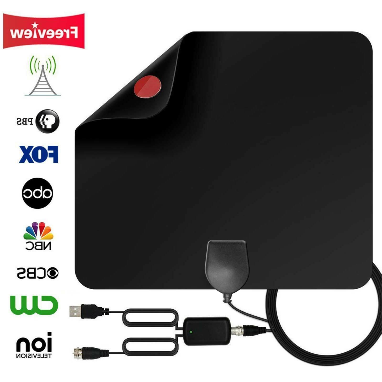 50 miles Antenna Indoor HD 4K