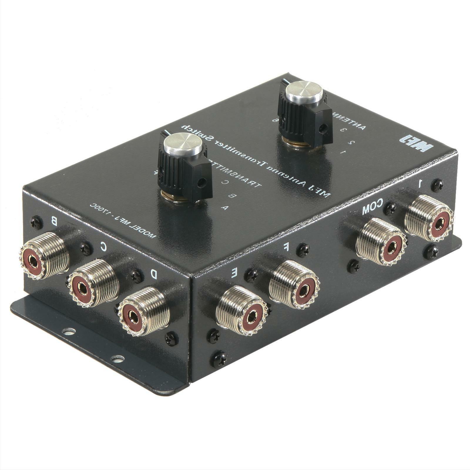 MFJ-1700C Antenna-Radio Switch 2kW