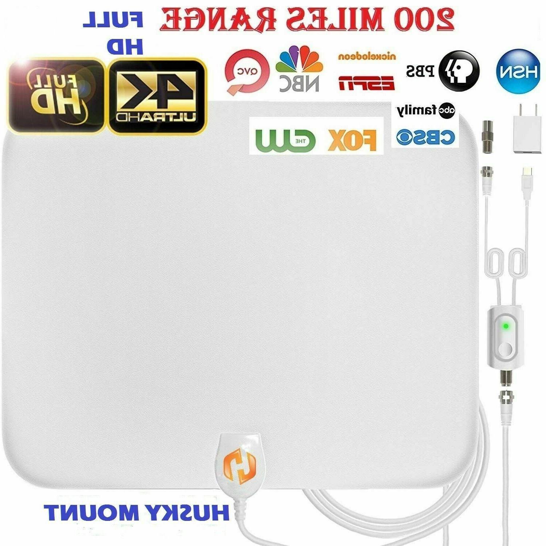 TV Booster 4K HDTV