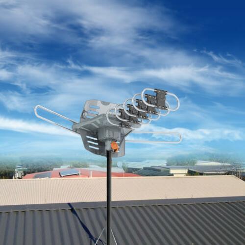 250mile Amplified Antenna Digital