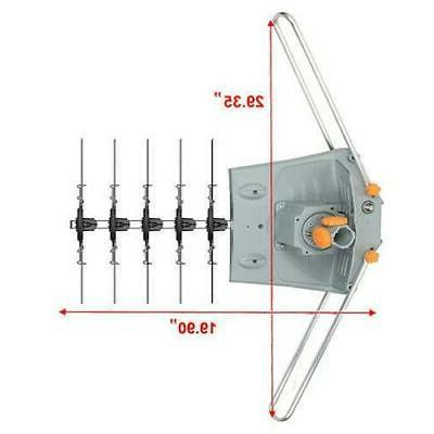 300mile Amplified UHF Remote