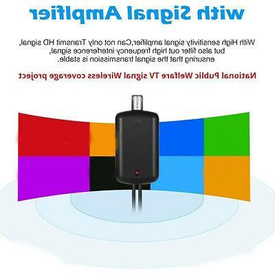 US Mile HDTV 4K Indoor Digital Signal