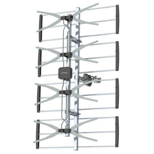 Leadzm 1080P 150Miles Antenna UHF