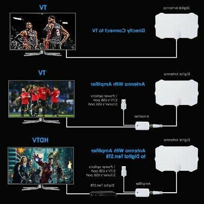 960 Mile Range Indoor Digital HD HDTV 4K Skywire