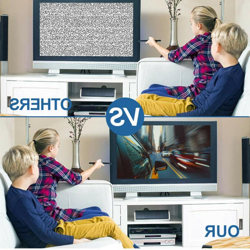 980 with Amplifier TV Digital 1080P HDTV Skywire Indoor