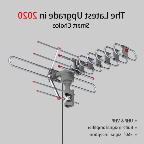 980 Antenna Motorized 1080P 360°