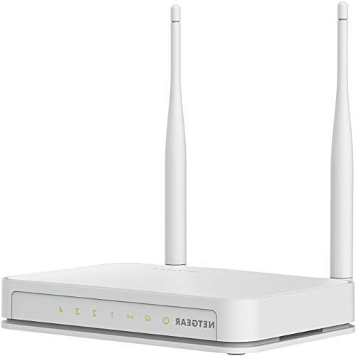 NETGEAR Wi-Fi Router with External Antennas