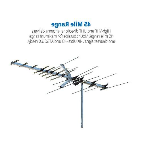 Winegard HD8200U VHF/UHF Antenna