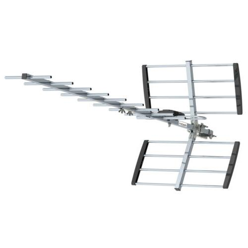 Leadzm HDTV 100Miles Outdoor Antenna for