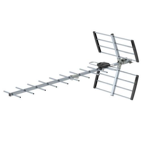 Leadzm Digital HDTV 100Miles Antenna for UHF