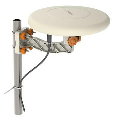 hdtv outdoor amplified tv antenna 360 omni