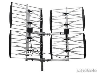 HEAVY DUTY  MULTI-DIRECTIONAL VHF UHF OUTDOOR HDTV HD TV ANT