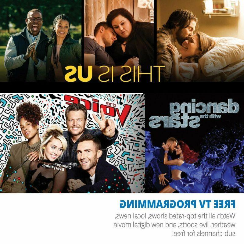 Winegard HDTV Digital,