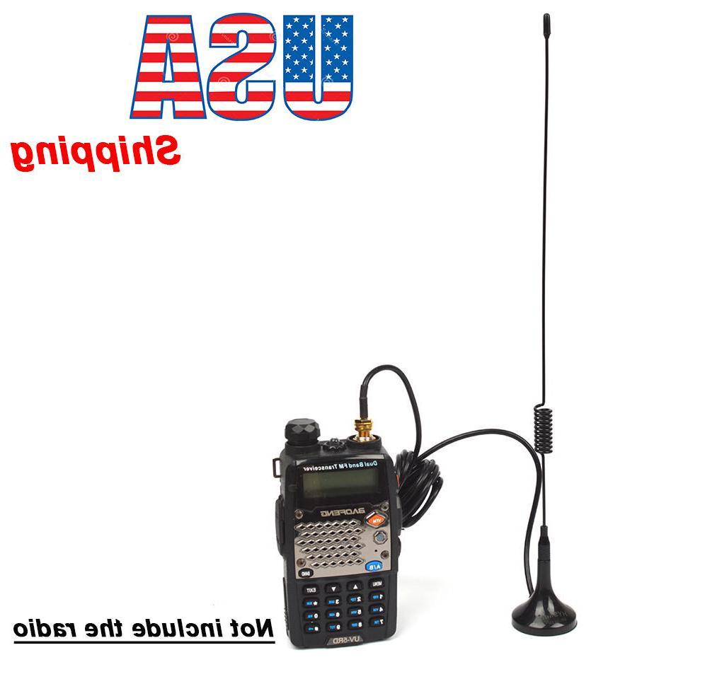 Magnetic base Gain Antenna BaoFeng
