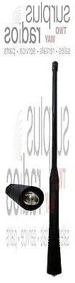 Kenwood OEM KRA-25 High Gain VHF Helically Whip Antenna 148-