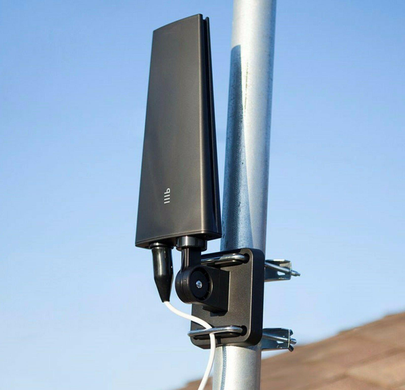 outdoor digital off air amplified 75 ohm