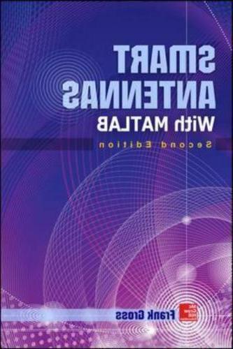 Smart Antennas with MATLAB, Second Edition, Gross, Frank